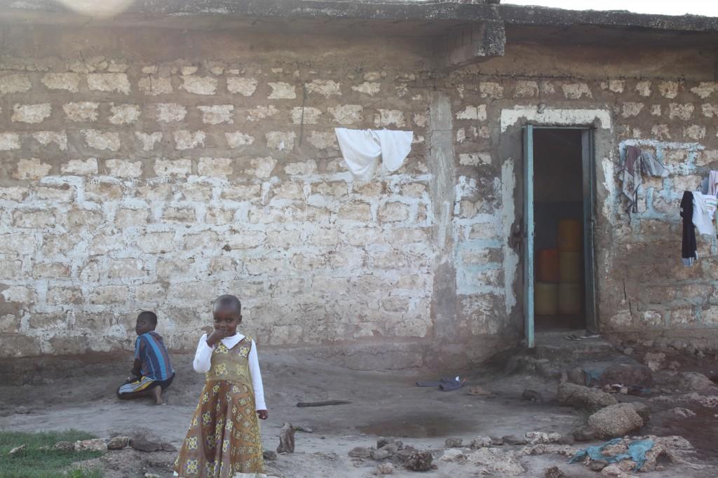 Orphanage in Likoni