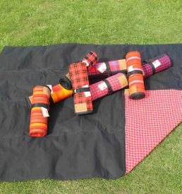 Masai Shuka Picnic Blanket