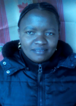 Damaris Kamene - Community Field Officer in Nyandarua