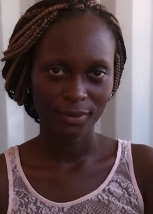 Elizabeth Chibwara - Community Field Officer in Likoni