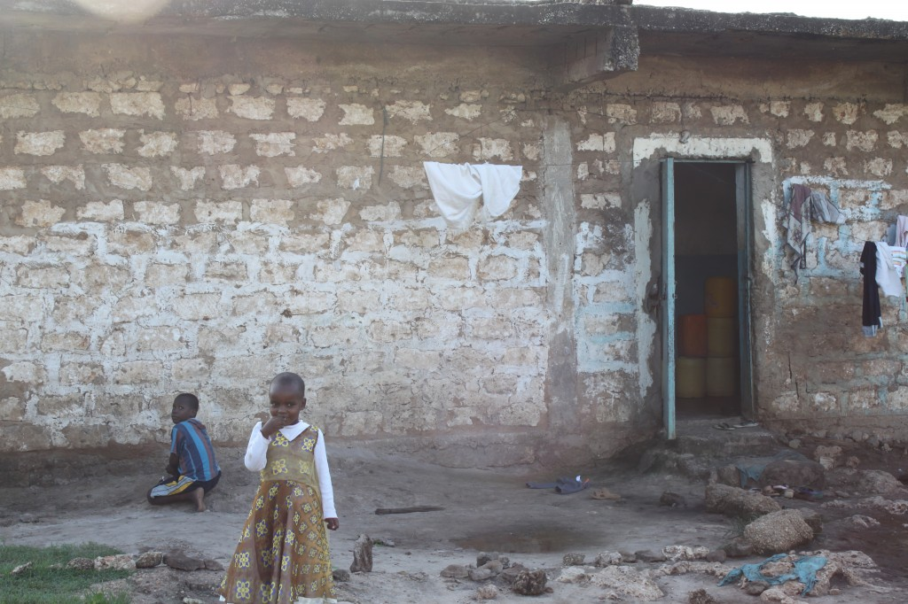 Orphanage in Likoni