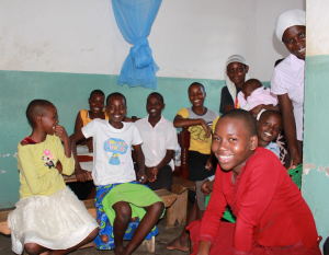 The orphans in Likoni