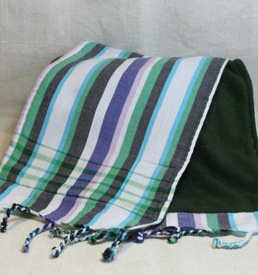 Kikoi Fleece Scarfs