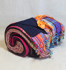 Kikoi Fleece Wraps